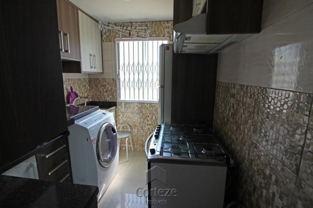 Apartamento mobiliado 2 quartos no Sítio Cercado - Foto 11