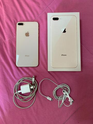 Vendo iphone 8 plus gold 64gb! - Foto 4