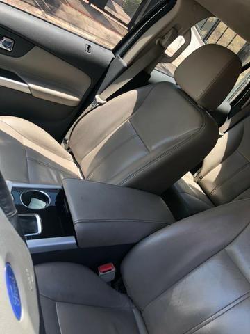 Ford Edge Limited com baixa quilometragem e top de linha - Foto 10