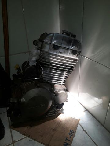 Motor Twister feito inteiro