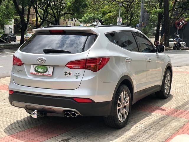 HYUNDAI SANTA FÉ 2013/2014 3.3 MPFI 4X4 7 LUGARES V6 270CV GASOLINA 4P AUTOMÁTICO - Foto 5