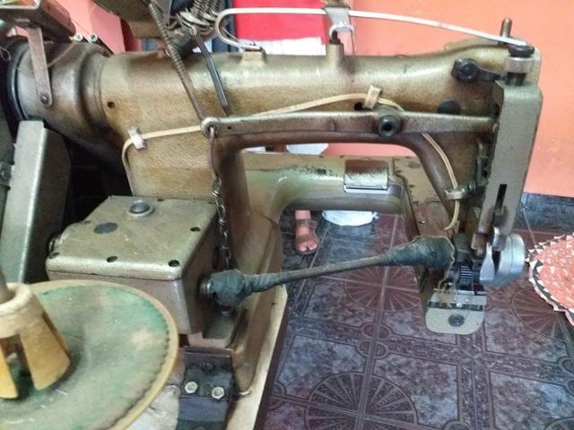 Vendo máquinas industriais de costuras - Foto 2