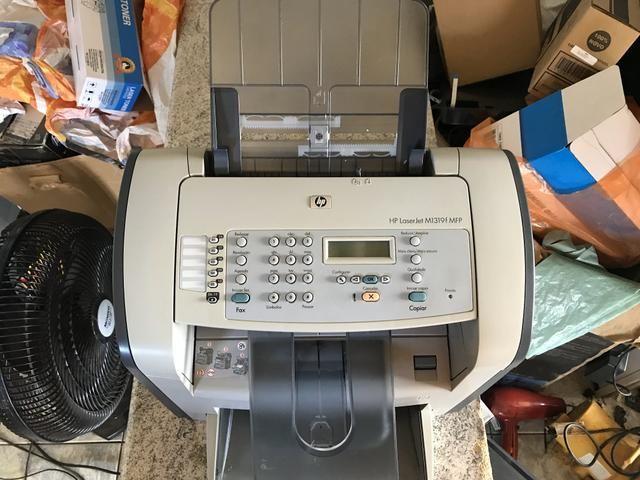 Impressora Multifuncional Laser Monocromática HP M1319 - Foto 4