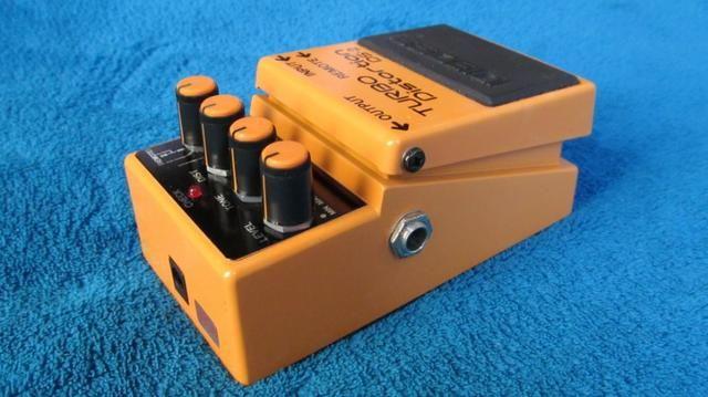 Pedal Boss Turbo Distortion DS-2 semi-novo! - Foto 2