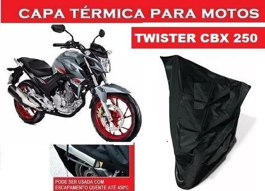 Capa Térmica Honda Twister