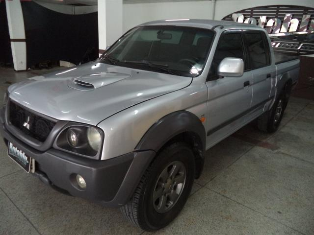 MITSUBISHI L200 OUTDOOR 2010/2010 2.5 HPE 4X4 CD 8V TURBO INTERCOOLER DIESEL 4P MANUAL - Foto 2
