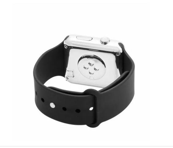Relógio De Pulso Masculino Esportivo Digital Led Barato - Foto 4