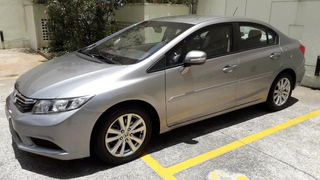 Civic LXL automatico 2013 Blindado Nivel IIIA