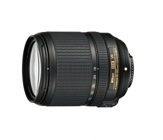 Câmera Nikon D7000, com lente Nikor 18 a 140 MM - Foto 5