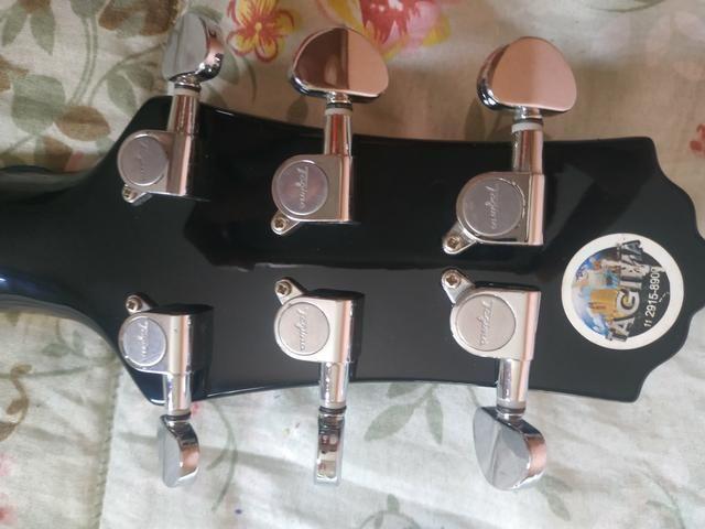 Guitarra Tagima PR-200 estilo PRS - Foto 2
