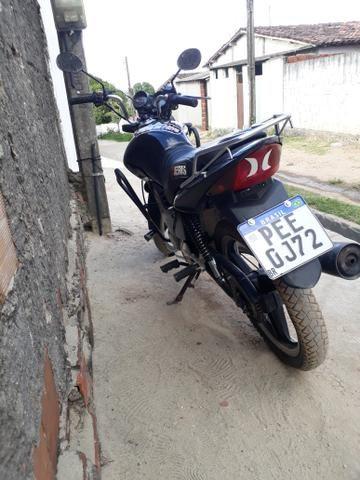 Moto 150 pra trocar em um carro, ano 2011, emplacada até 2020, sem multa - Foto 3