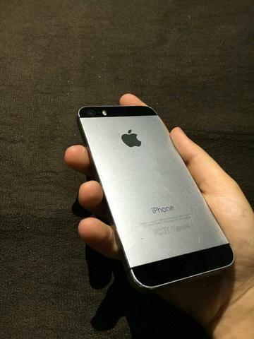 Vendo iPhone 5s ou troco em 6s - Foto 2