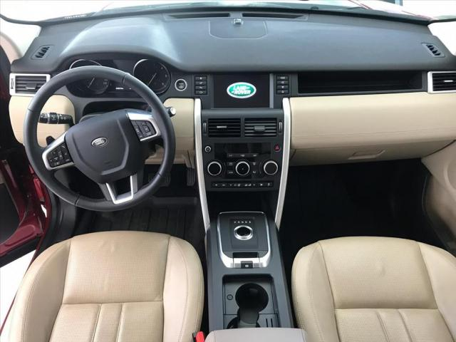 LAND ROVER DISCOVERY SPORT 2.0 16V TD4 TURBO DIESEL HSE 4P AUTOMÁTICO - Foto 9