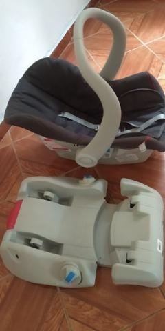 Bebe conforto + suporte pra cadeirinha - Foto 5
