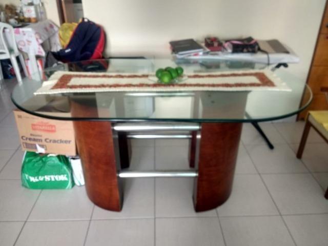 Linda mesa para sala