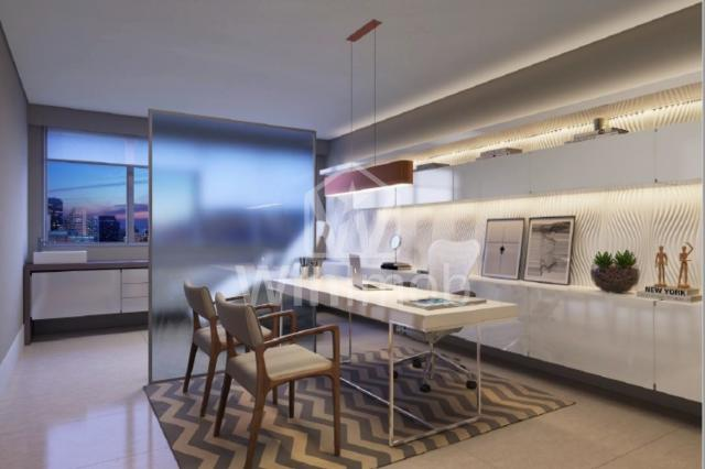 Medplex eixo norte office | sala comercial de 34m² no bairro cristo redentor - Foto 7
