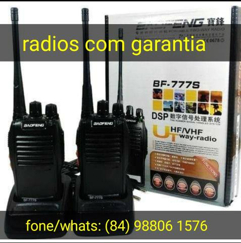 Profissional radio comunicador