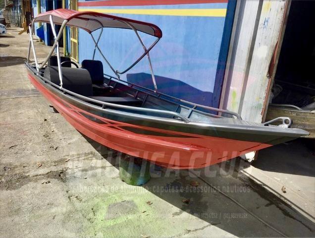 Fabricamos cascos e botes de alumínio naval - Foto 8
