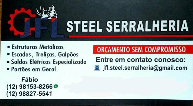 Serralheria Steel