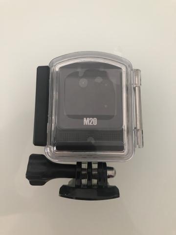 Camera Sjcam M20 Wi-fi Original 4k Filmadora D'agua (NOVA) - Foto 2