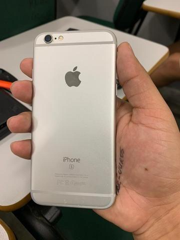 IPhone 6s 16GB (Prata) - Foto 2