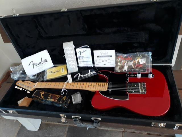 Fender Telecaster American Standard Ash Lindíssima