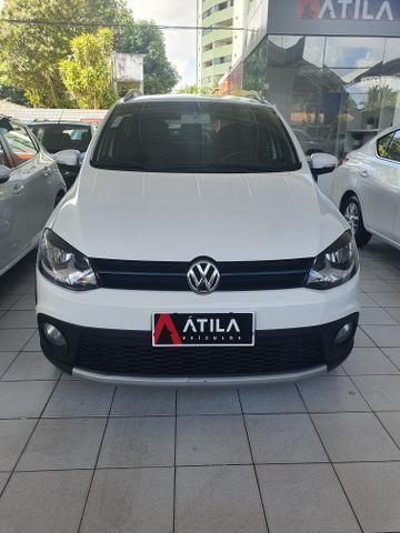 VW cross fox 1.6 2013 unico dono extra!!!