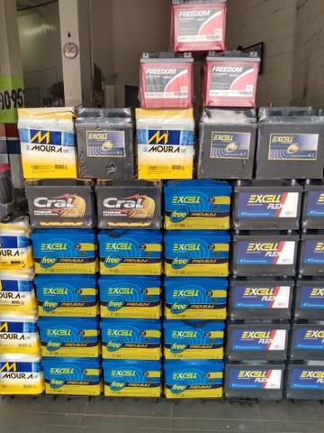 Baterias super ofertas confiram toda a loja - Foto 2
