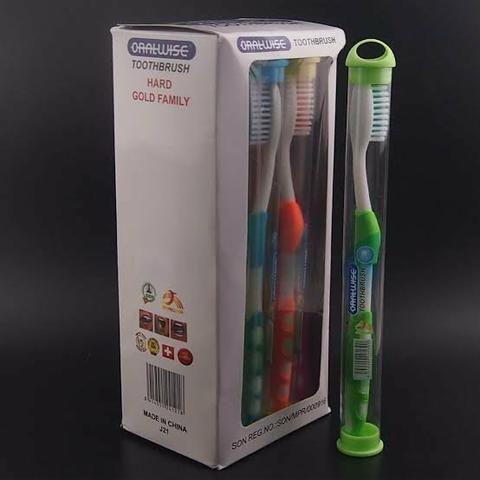 Kit escova dental 12 unidade;) entrega grátis
