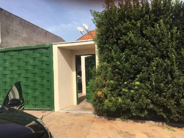 Vendo casa jd. palmeiras