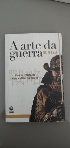 Qual tua obra + Arte da Guerra