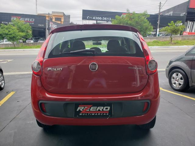 Fiat Palio Attractive 2017 Completo 1.0 8V Flex Revisado 53.000 Km Novo - Foto 4