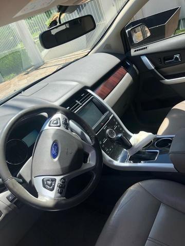 Ford Edge Limited com baixa quilometragem e top de linha - Foto 6