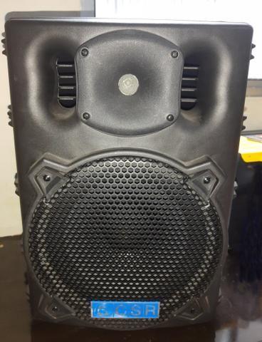 Caixa acústica ativa CSR