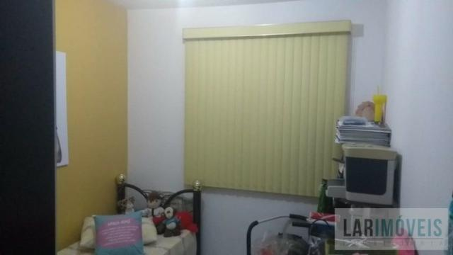GS-Apartamento bem localizado em Valparaíso, 2 quartos climatizado sol da manha - Foto 5