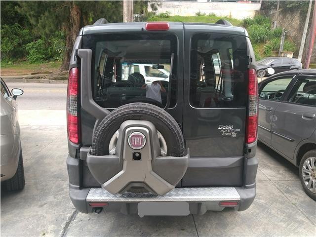 Fiat Doblo 1.8 mpi adventure 16v flex 4p manual - Foto 4