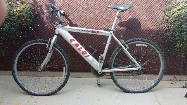 Caloi Supra 21V Aluminum Toda original