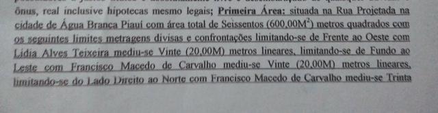 Vendo 36 hectares e 2 lotes com 60mts² LEIAM A DESCRIÇÃO - Foto 3