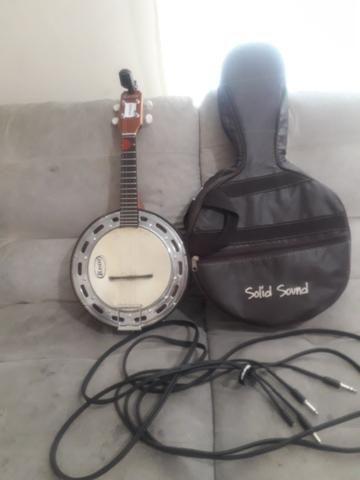 Banjo Rozini elétrico - Foto 6