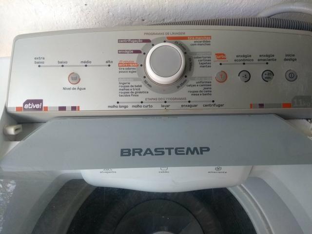 Vendo Máquina de lavar 11 kilos - Foto 3