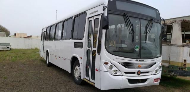 Ônibus 09/10 MB 38 lugares - vendo/troco - Foto 5