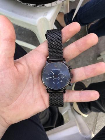 Vendo relógio armani - Foto 2