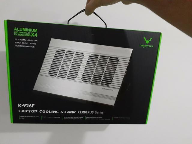 Cooler/Ventoinha/Base - Notebook