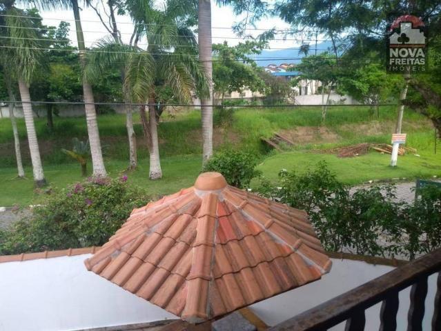 Casa à venda com 2 dormitórios em Pontal de santa marina, Caraguatatuba cod:SO1257 - Foto 5