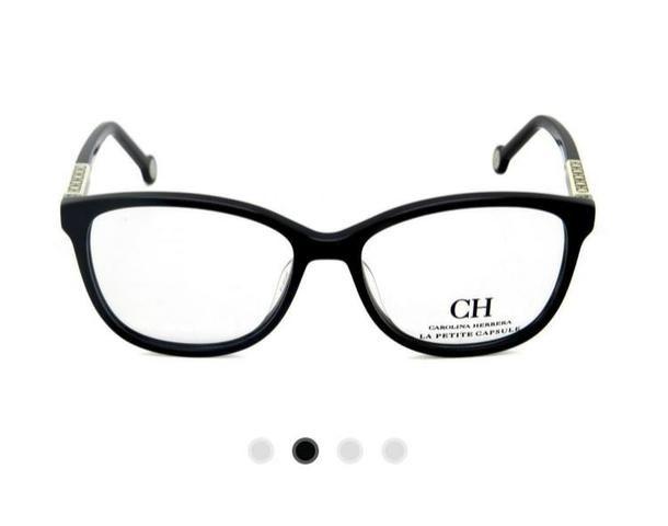 10f0bfce2ea4a Vendo Armação Óculos de Grau Carolina Herrera Original - Bijouterias ...