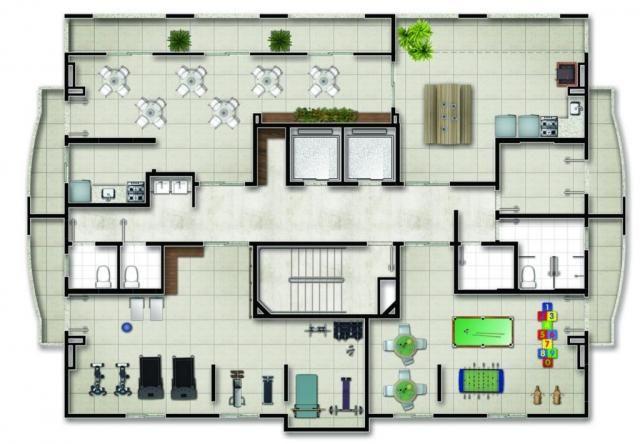 Apartamento à venda com 2 dormitórios em Parque industrial, São josé dos campos cod:AP3174 - Foto 13