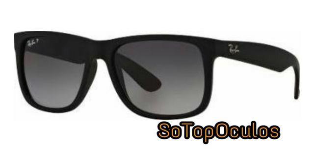 9db323f7fc5a7 Óculos Ray Ban Justin Polarizado - Bijouterias, relógios e ...