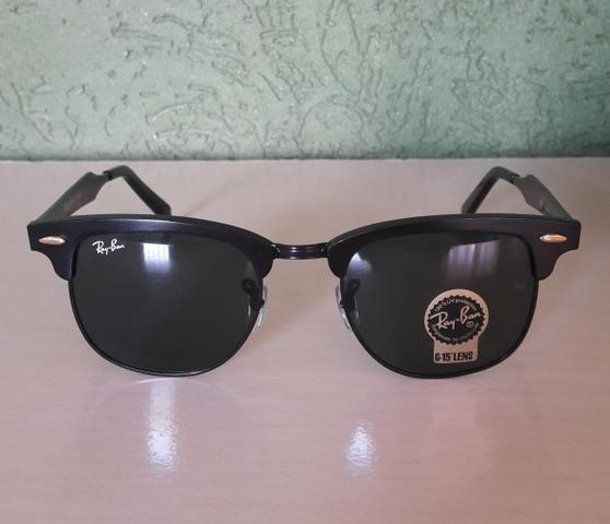 fc2936d6d9a67 Óculos Ray Ban Clubmaster Original Importado - Bijouterias, relógios ...