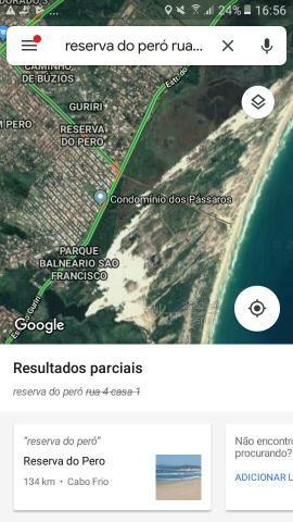 4b08dd795a3 Vendo 2 casas reserva do Peró  Cabo Frio próximo á estrada velha de Búzios