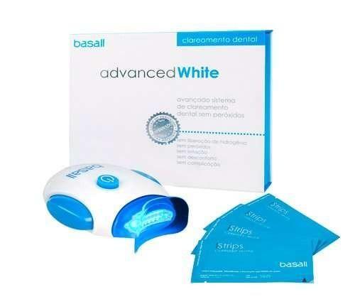 Aparelho De Clareamento Dental Basall Idental Advanced White